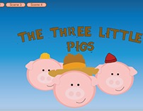 Three Little Pigs Interactive