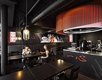 """""""Isshin"""" Sushi Bar"""