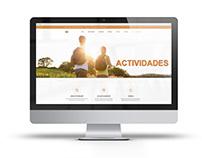 AMADE | Diseño web