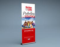 Strive for Life Foundation - Banner