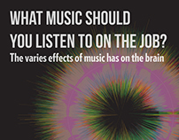 The Effects of Music in the Workplace