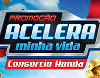CN Honda - Promoção Acelera Minha Vida
