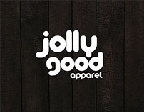 T-shirt graphics for JOLLYGOOD APPAREL.