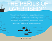 The Perils of Overfishing interactive