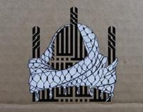 Al Arabiyya / العَرَبِيَّة - Calligraphy