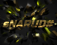 sNARUD# Intro (Motion Graphics)