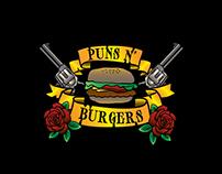 Branding: Hard Rock themed Food Truck in Cololmbo