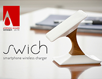 SWICH smartphone wireless charger