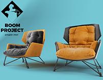Polygon Chair#1