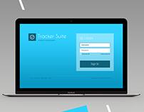 Desktop App: Tracker Suite