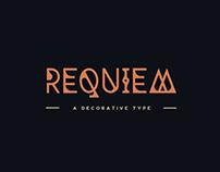 Requiem Typeface
