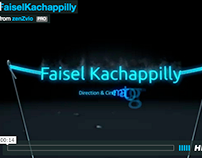 Logo Animation - Faisel kachappilly
