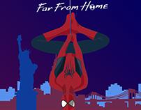 Infografía Spiderman