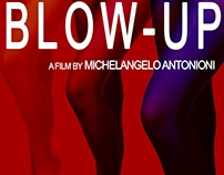 Poster - BLOW UP