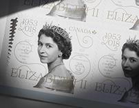 Postes Canada / Queen Elizabeth II