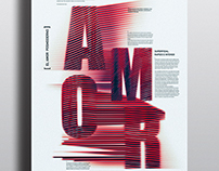 // AMOR // Posters