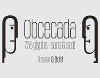 Obcecada Sans & Serif