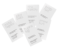 acb Gallery Business Cards   2015