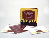 Le Cardinal Rouge Invitation