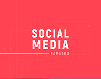 Social Media #2 - Fametro 2017