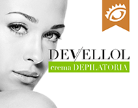 Crema Depilatoria Devellol - Gato