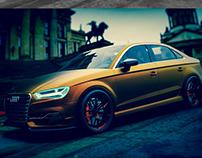 Audi renders