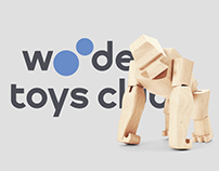 Packaging / Wooden Toys Club
