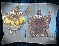 Theatre Costume Design