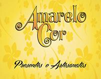 Amarelo Cor - Presentes e Artesanatos