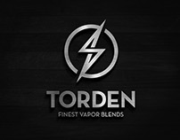 Torden Finest Vapor Blends / Branding