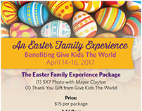 Hilton Orlando Bonnet Creek Easter Event