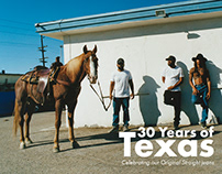 30 years of Texas - Wrangler