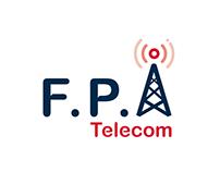 Logo F.P.A Telecom