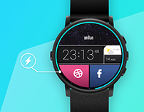 BRAUN Smart Watch