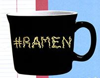 #Ramen: A College Alphabet