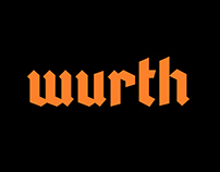 Wurth Typeface