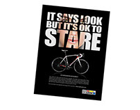 LOOK Cycle 675 product print ad