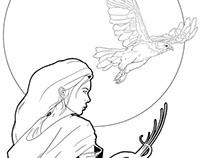 Scion Concept Drawing