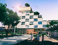 Edificio sede Uniandinos