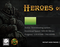 Heroes of Newerth Global Updater Client