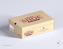 Free Craft Shoe Box Mockup