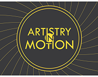 Artistry in Motion Rebrand (in progress)