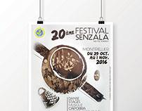Association Senzala - Flyer & Poster