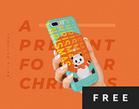 A present for Christmas Freebie