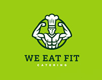 WE EAT FIT Brand Design