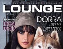Dorra Zarrouk for Lounge Magazine