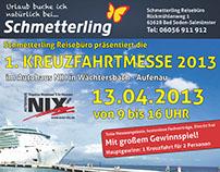 Anzeige Kreuzfahrtmesse 2013