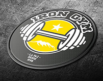 Iron Gym Bolivia - restyling
