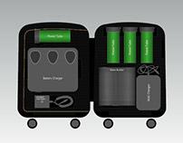 Trolley Case Foam Modification