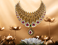 Sunar Jewels Product Campaign